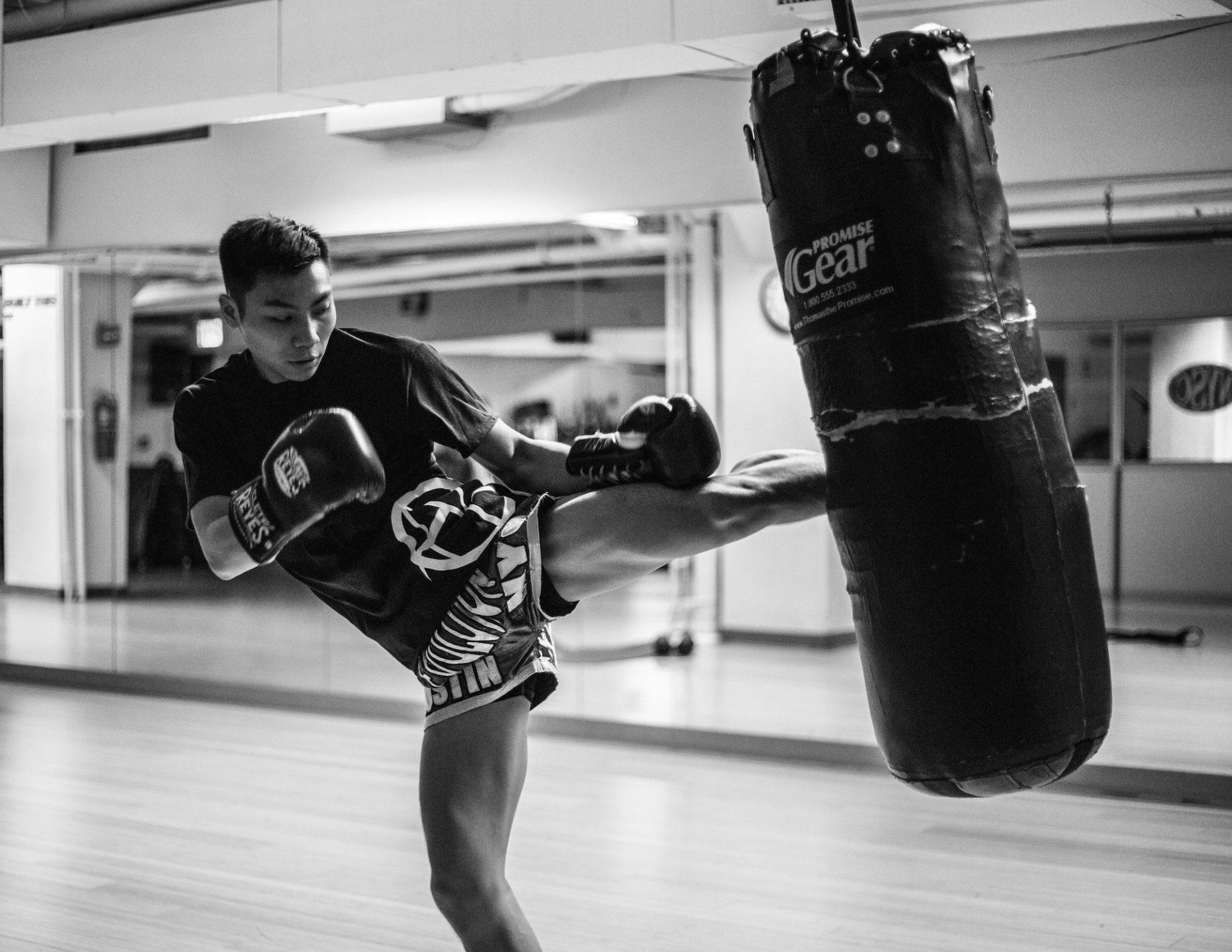 Claudio França BJJ Muay Thai