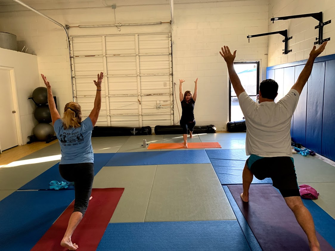 Claudio França BJJ Yoga